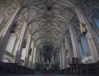 Děkanský kostel v Mostě - Upoutávka (MK)